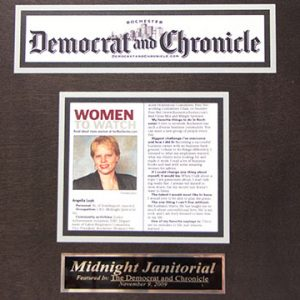 Democrat & Chronicle's Women to Watch – November 2009