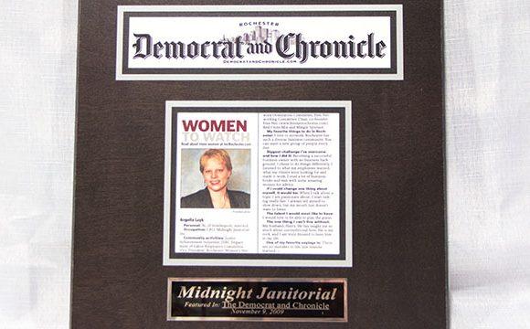 Democrat & Chronicle's Women to Watch – November 2009