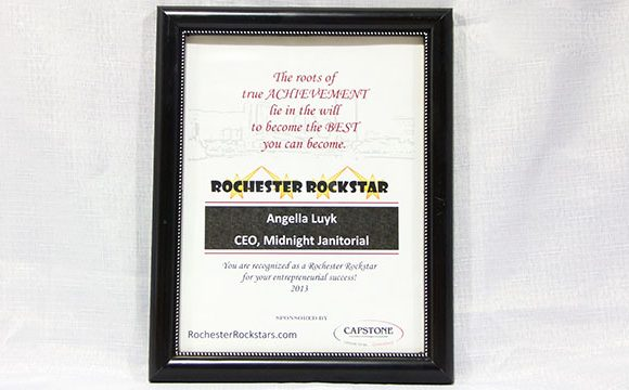 Rochester Rockstar 2013
